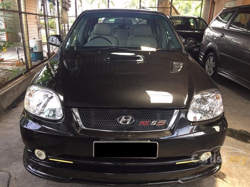 2007 Hyundai Accent RX-S Sedan
