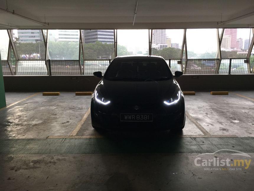 Hyundai Elantra 2012 Gls 1 6 In Kuala Lumpur Automatic