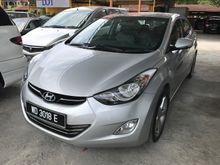 Hyundai Elantra 1.8 (A) Premium 2013 1 Owner Only Full Serivce Record by Hyundai View to Confirm