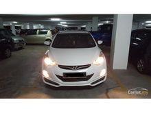 2014 Hyundai Elantra 1.6 Sport Sedan