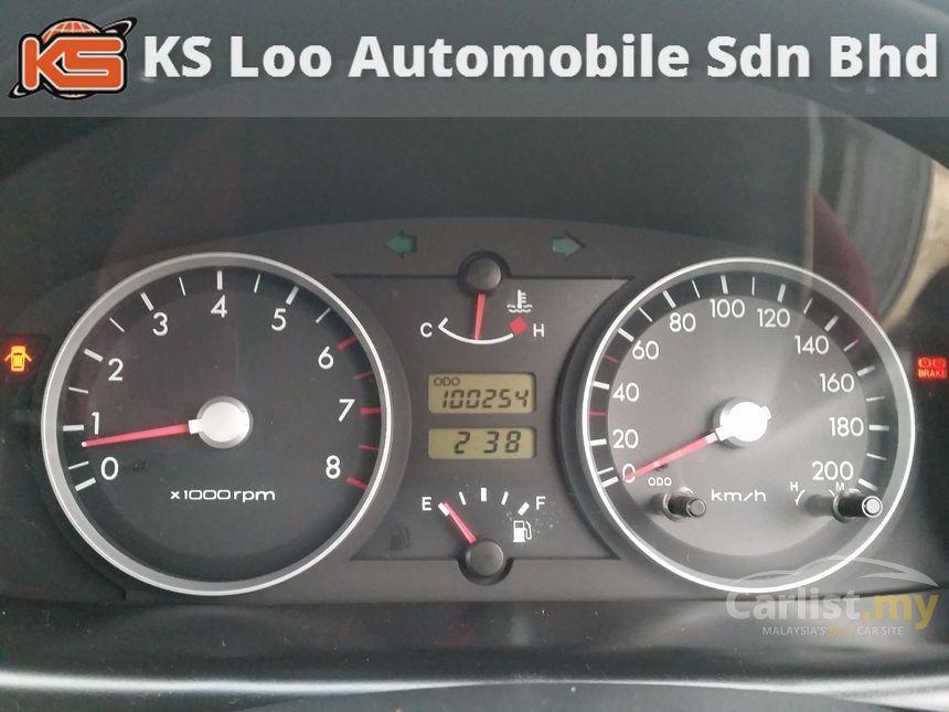 2005 Hyundai Getz GL Hatchback