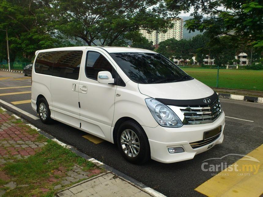 Hyundai Grand Starex 2013 Royale 2.5 in Penang Automatic ...