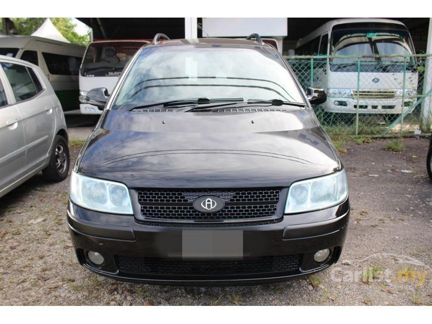 2008 Hyundai Matrix GL MPV