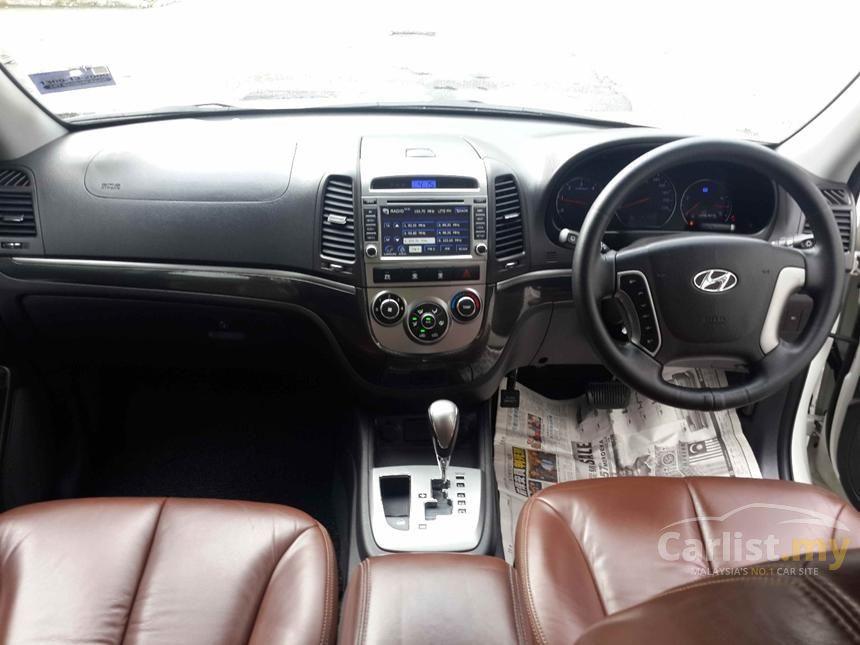 2011 Hyundai Santa Fe CRDi SUV