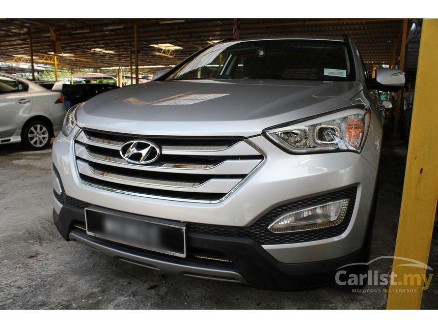2013 Hyundai Santa Fe 2 4 G 6AT (A)