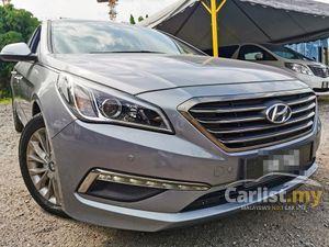 2017 Hyundai Sonata 2.0 Elegance B Sedan (A) FULL SERVICE RECORD TIP TOP CONDITION ORI PAINT 1 YEAR WARRANTY