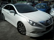 2014 Hyundai Sonata 2.0 Elegance Sedan (CarKing) (UnderWarranty) (Accident Free)