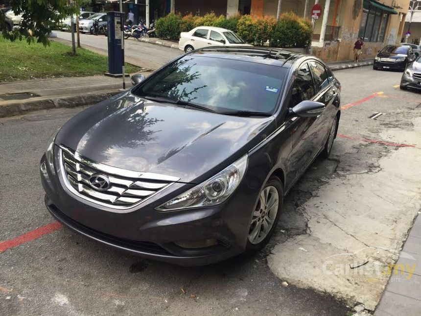 hyundai sonata 2012 executive 2 0 in kuala lumpur automatic sedan grey for rm 23 000 3603488. Black Bedroom Furniture Sets. Home Design Ideas