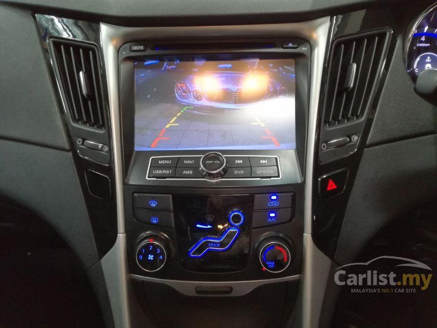 2012 Hyundai Sonata Sport Sedan