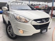 HYUNDAI TUCSON 2.4GLS 4WD SUV FULL SERVICE RECORD BY HYUNDAI MALAYSIA 1 LADY OWNER LUCKY PLATE XXX 5566