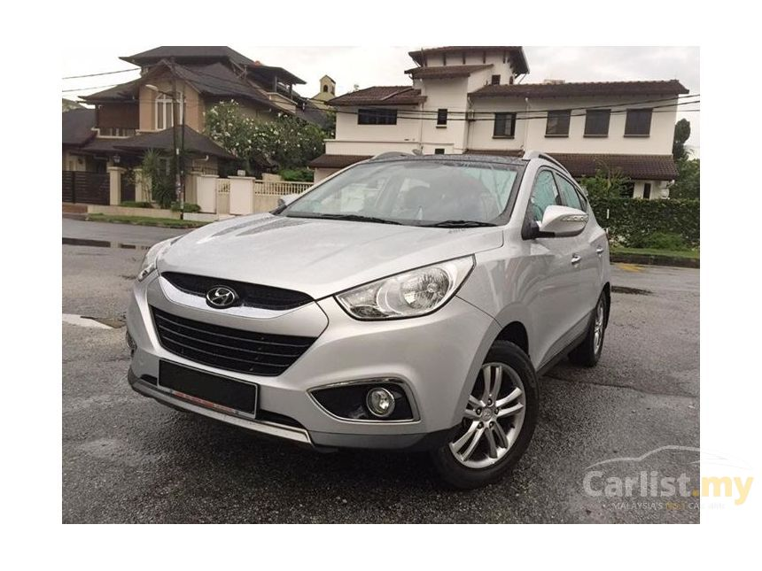 Hyundai Tucson 2014 Sport 20 in Selangor Automatic SUV Silver for