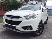 2014 Hyundai Tucson 2.0 Sport SUV