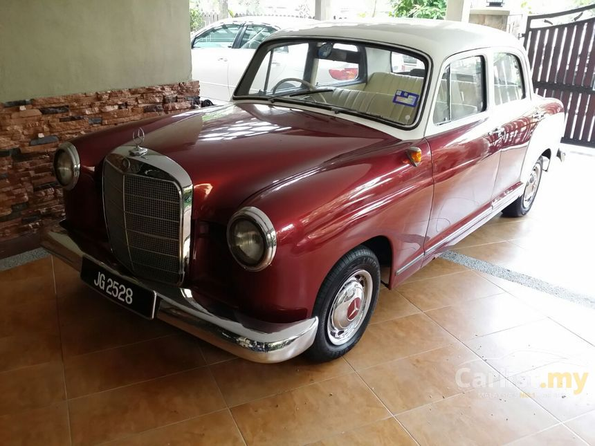 mercedes benz 190 1960 1 9 in selangor manual sedan maroon for rm 95 000 3605042. Black Bedroom Furniture Sets. Home Design Ideas