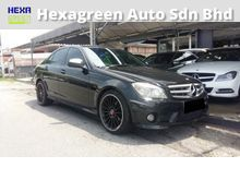 2008 Mercedes-Benz C180 AMG 1.8- Good Maintained