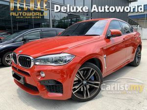 2015 BMW X6M 4.4