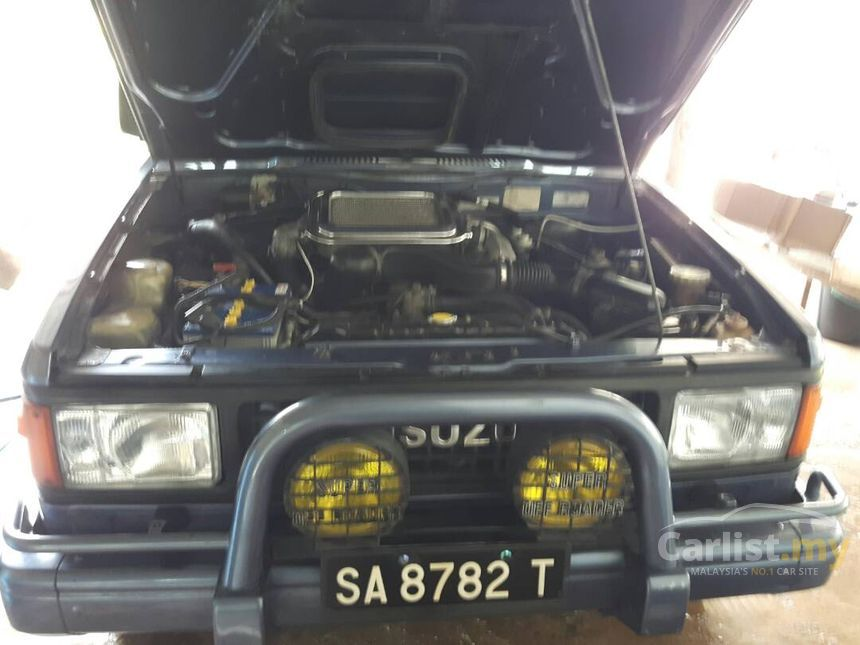 Isuzu Trooper In Sabah Automatic Suv Blue For Rm
