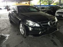 2014 Mercedes-Benz E250 Coupe 2.0