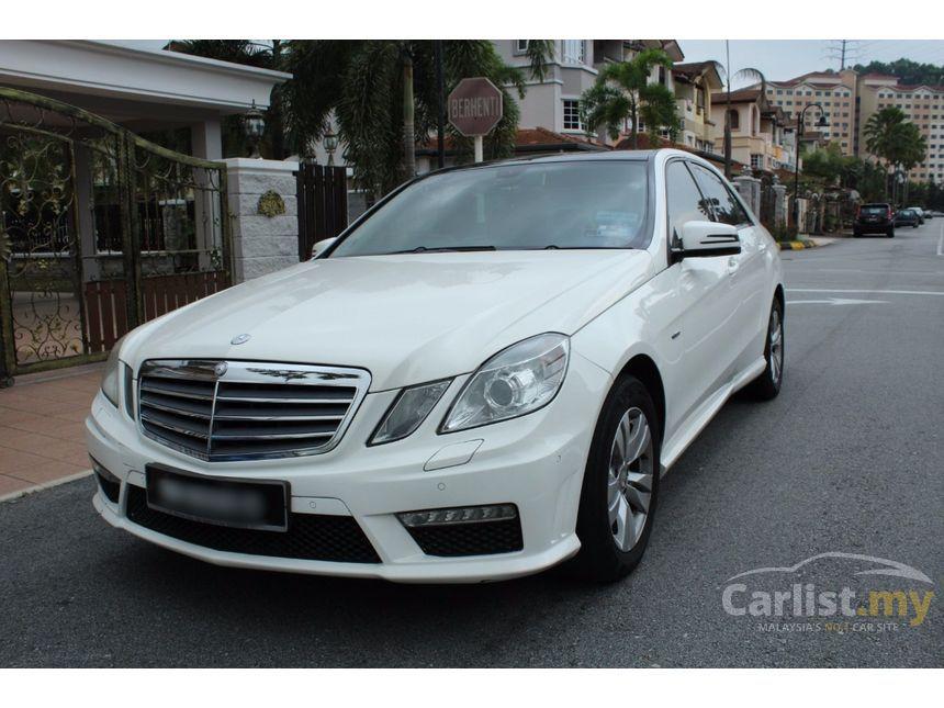 Mercedes benz e200 cgi 2010 elegance 1 8 in kuala lumpur for Mercedes benz e200 price