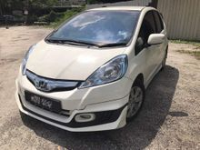 2015 Honda Jazz Hybrid 1.4 (A) EXTREMELY LOW MILEAGE - ONLY 50K MILEAGE DONE - STILL UNDER WARRANTY BY HONDA - BUY AND DRIVE, CALL US TO BOOK IT NOW