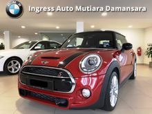 2016 MINI COOPER S WIRED 2.0 WITH 4 YEARS WARRANTY AND FREE SERVICE