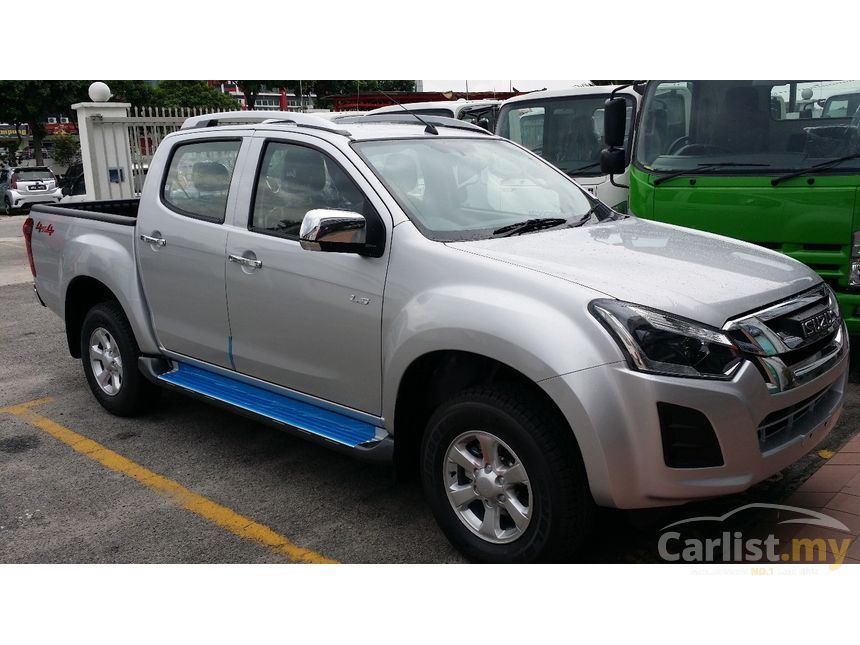 isuzu d max 2017 2 5 in selangor automatic pickup truck. Black Bedroom Furniture Sets. Home Design Ideas