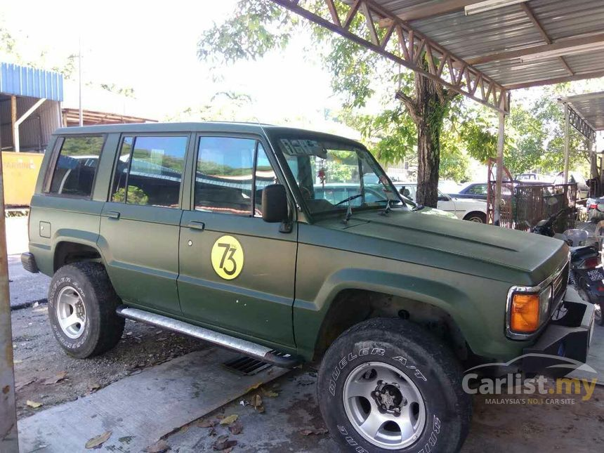 Isuzu Trooper In Negeri Sembilan Manual Suv Green For Rm
