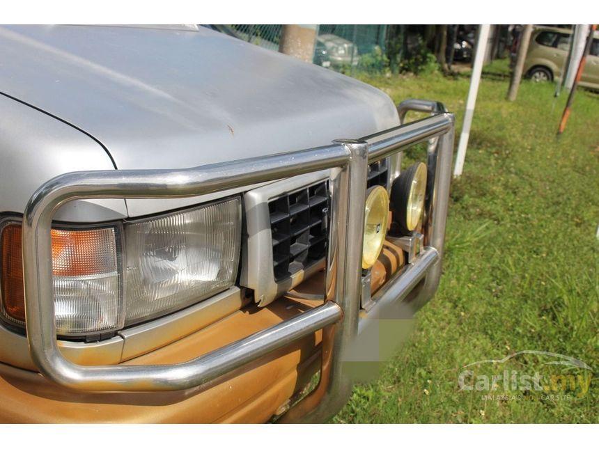 1996 Isuzu Trooper TDI SUV