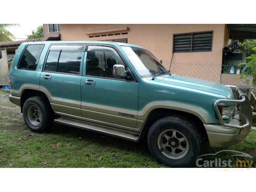 Isuzu Trooper In Selangor Manual Suv Others For Rm