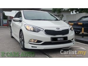 2016 Kia Cerato K3 1.6 KX  Premium Low Mileage Well Maintained Accident Free No Repair Need Worth Buy
