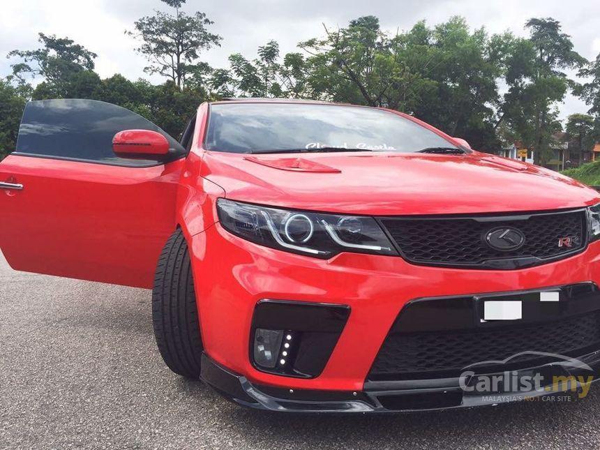 2012 Kia Forte Koup Coupe
