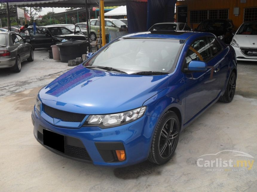 kia forte koup 2012 2 0 in selangor automatic coupe blue. Black Bedroom Furniture Sets. Home Design Ideas