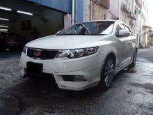 2012 Kia Forte 1.6 SX Sedan NAVIGATION PADDLE SHIFT BODYKIT