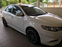 2012 Kia Forte 1.6 SX Sedan LOW MILEAGE