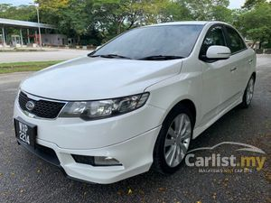 Kia Forte 1.6 SX Sedan (A) 2013 Push Start Button Full Set Bodykit 1 Owner Only TipTop Condition View to Confirm