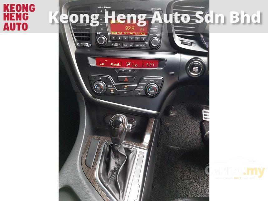 2012 Kia Optima K5 Sedan