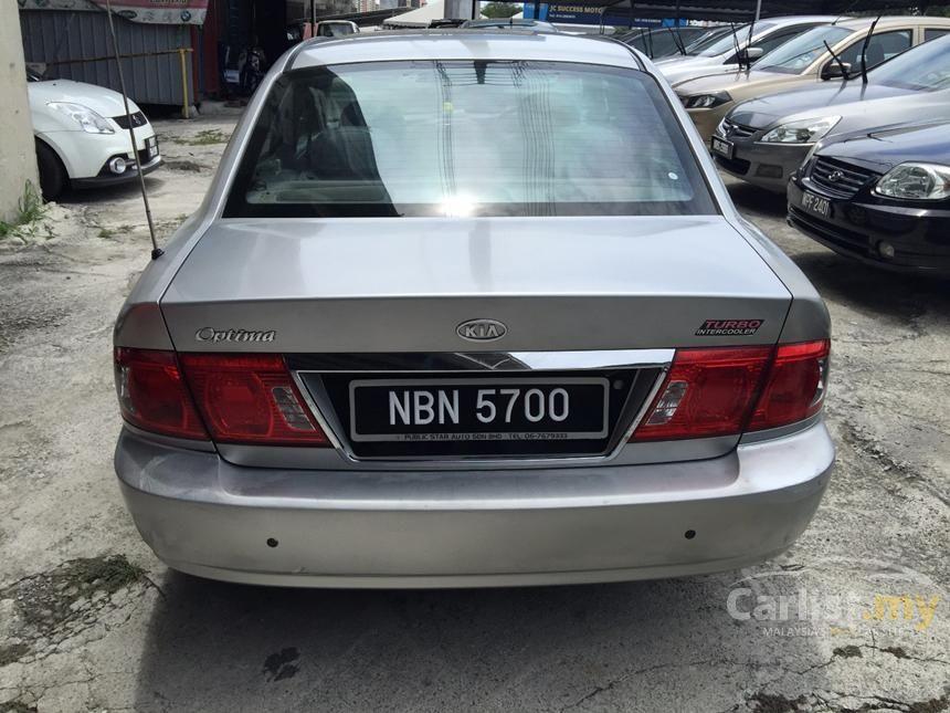 2003 Kia Optima Sedan