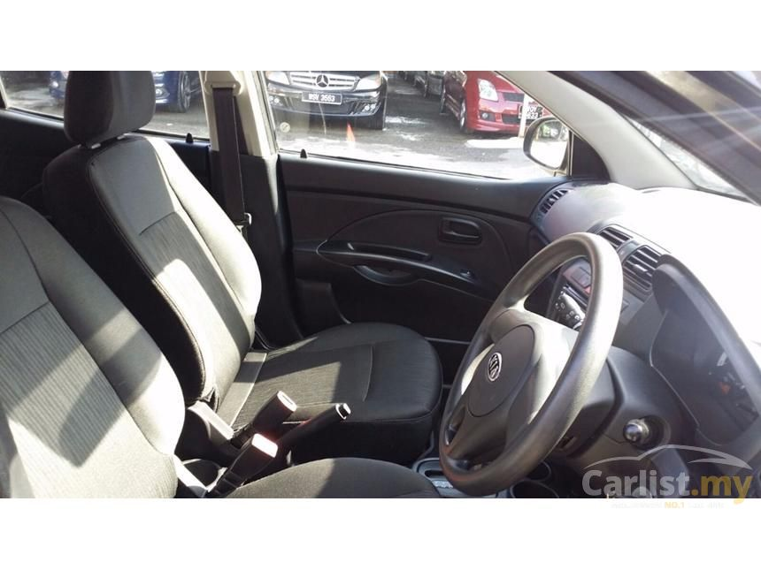 2012 Kia Picanto EX Hatchback