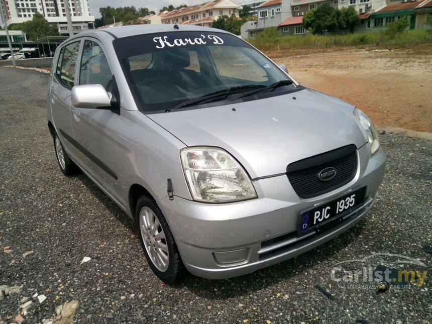 kia picanto 2009 ls 1 1 in kuala lumpur automatic hatchback silver for rm 8 300 3435303. Black Bedroom Furniture Sets. Home Design Ideas