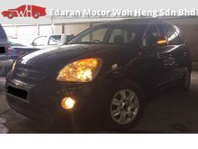 Kia Rondo 2.0(A)8 SEATERS*BLACKLIFT*WARRANTY*0 DOWN PAYMENT*r2010