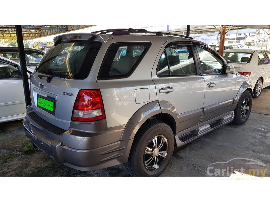 2006 Kia Sorento Novus SUV