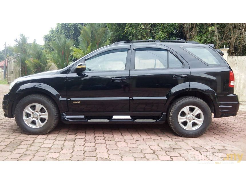 kia sorento 2005 2 5 in kelantan automatic suv black for rm 50 000 3392818. Black Bedroom Furniture Sets. Home Design Ideas