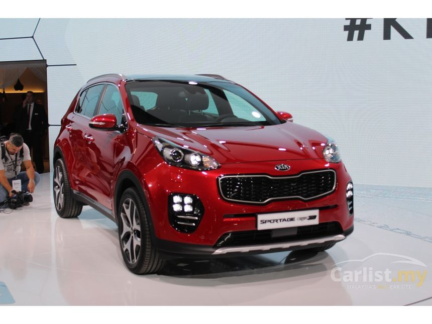 kia sportage 2017 gt line 2 0 in penang automatic suv red for rm 133 800 3497417. Black Bedroom Furniture Sets. Home Design Ideas
