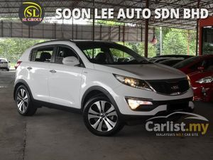 2013 Kia Sportage 2.0 SUV (A) RAYA & MCO SPECIAL OFFER ! OFFER TILL LET GO ! CALL NOW