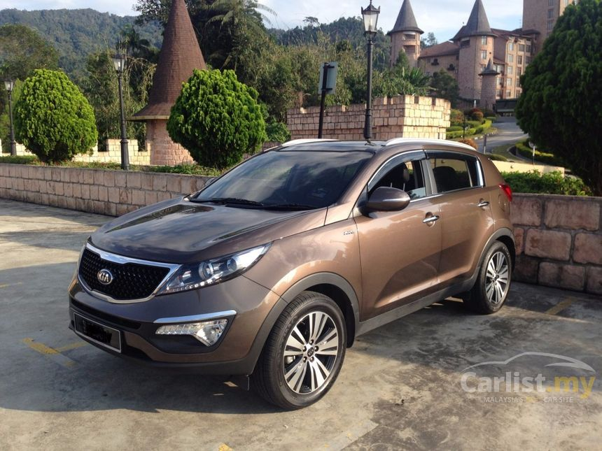 kia sportage 2014 2 0 in selangor automatic suv brown for rm 89 000 3663432. Black Bedroom Furniture Sets. Home Design Ideas