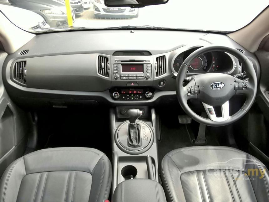 2013 Kia Sportage SUV