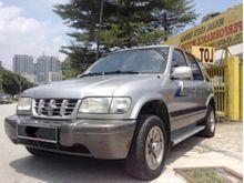2002 Kia Sportage 2.0 SUV