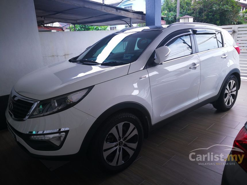 kia sportage 2012 2 0 in selangor automatic suv white for rm 65 000 3834396. Black Bedroom Furniture Sets. Home Design Ideas
