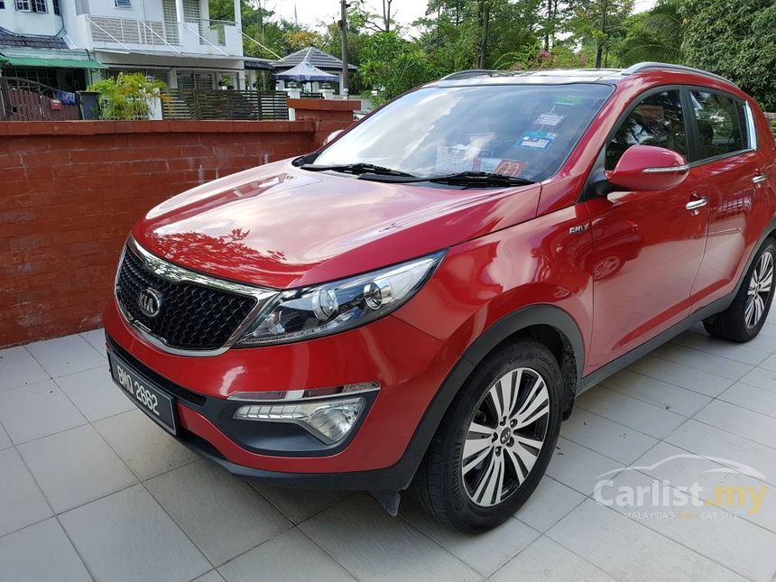 Kia Sportage 2014 2.0 in Selangor Automatic SUV Red for RM 75,888 ...