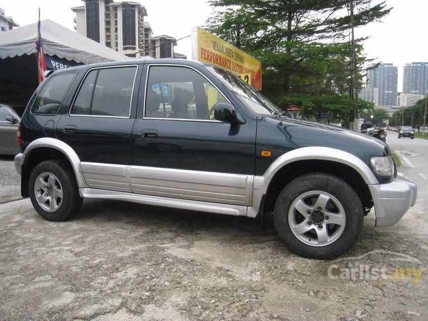 Kia Sportage 2003 2 0 In Kuala Lumpur Automatic Suv Green