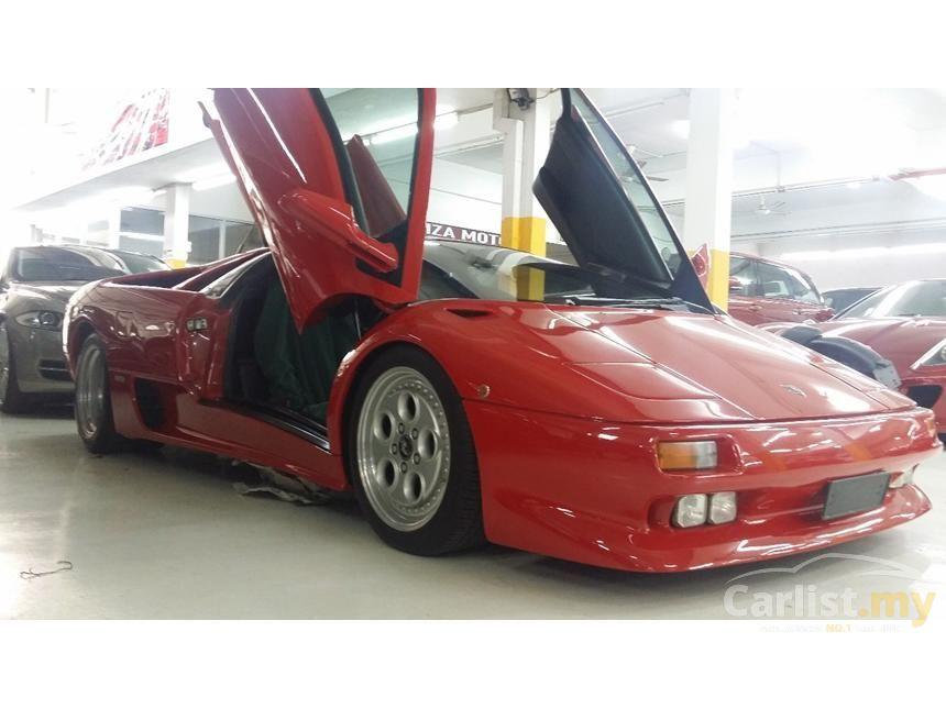 Lamborghini Diablo 1991 Coupe 6 0 In Kuala Lumpur Automatic Coupe